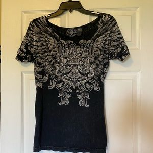 Affliction Tee
